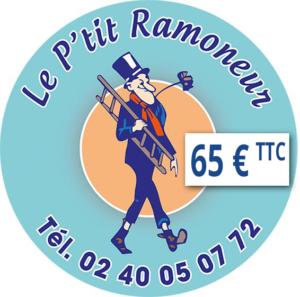 Macaron ramonage à 65€ TTC - Le P'tit Ramoneur